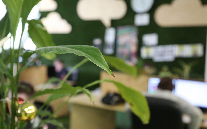 Ar žinote, kaip valoma jūsų darbo vieta? Keturios pagrindinės naujovės